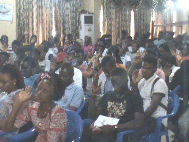 Liberia YMCA Holds Thanksgiving Service to Celebrate Africa Alliance 40th Anniversary