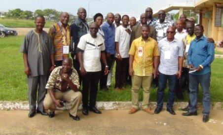 YMCA Western Zone Heads Meet with Liberia Minister of Youth
