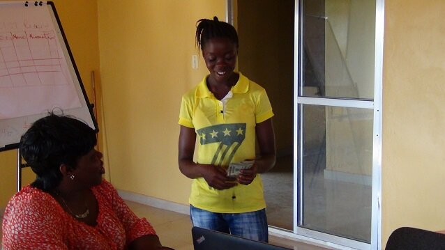 Rebuilding Communities In Kakata & Gbarnga Devastated by Ebola