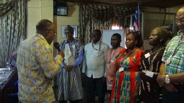 Liberia YMCA Concludes General Assembly -Elects New National Board.