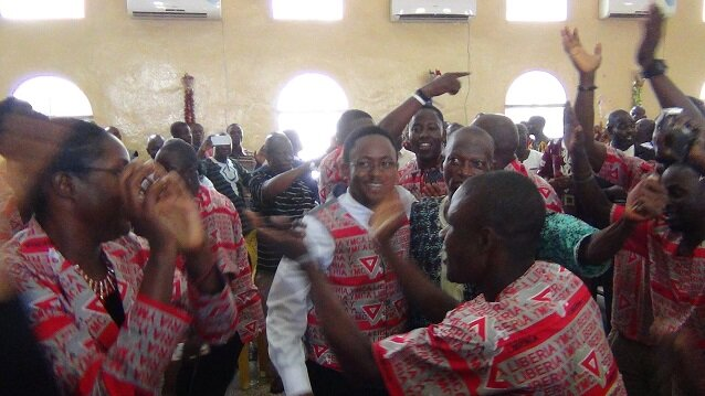 Thanksgiving Service Held for Liberia YMCA New CEO
